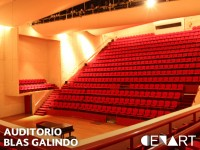 Auditorio Blas Galindo