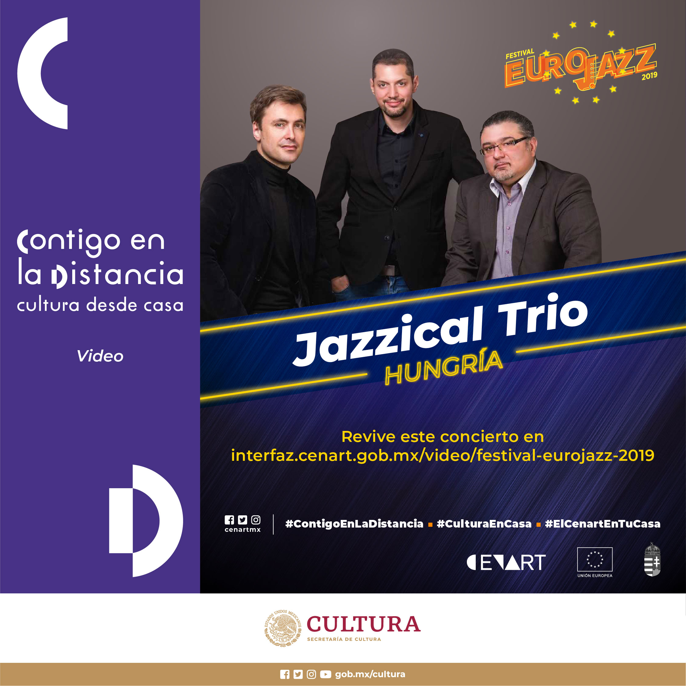 cd eurojazz jazzical trio